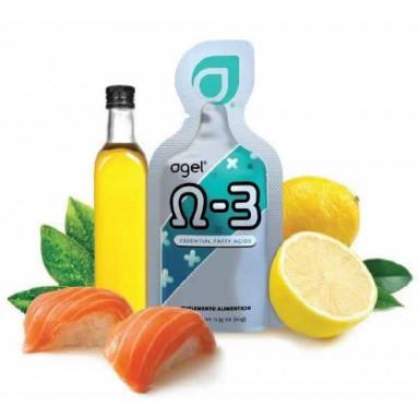 Agel Omega-3 - улучшает работу мозга и сердца